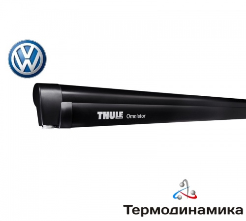 Маркиза Thule Omnistor 5102 для VW T5/T6 Multivan, Transporter, чёрный корпус